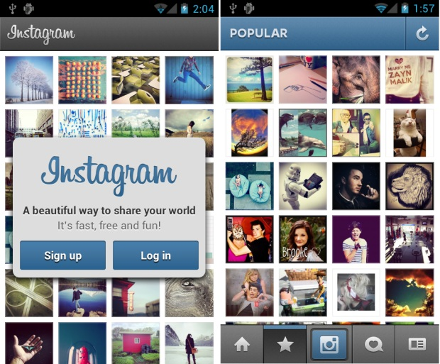 How to save Instagram pictures and videos on your Android