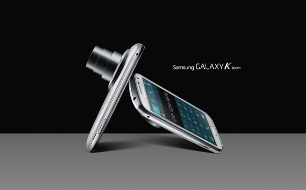 Samsung announces its new camera phone