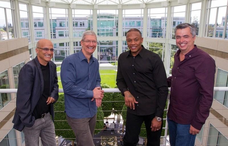 Apple acquires Beats for $3 Billion