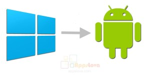 migrating from windows phone to android