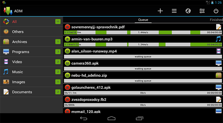 download download manager for android free