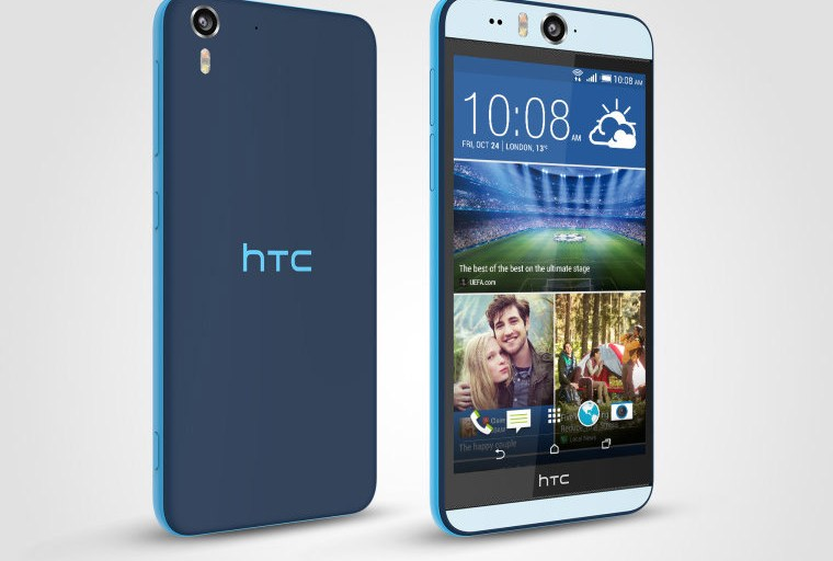 HTC Desire Eye: specs and details