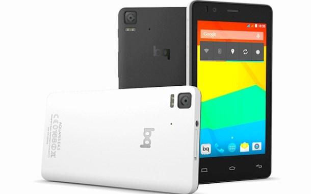 Aquaris E4.5 is the first Ubuntu Phone ever