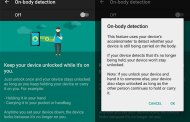 'On-body detection' smart lock starts rolling out on Android Lollipop devices