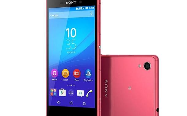 Sony announces Xperia M4 Aqua and its dual SIM version