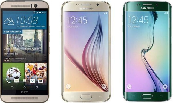 Verizon opens up the pre-order for Samsung Galaxy S6, S6 Edge and HTC One M9