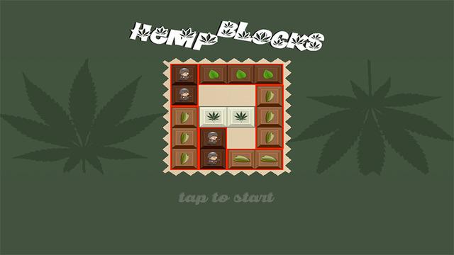 Hemp Blocks: Experience the joy of Hemp on your iPhone