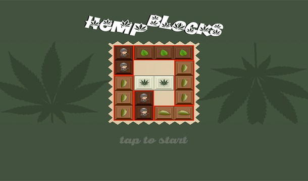 Hemp Blocks: Experience the joy of Hemp on your iPhone