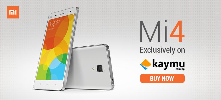 Xiaomi Mi4 kaymu nepal