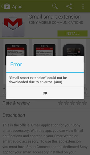 How to Fix Error 400 in Google Play Store   Android Fix
