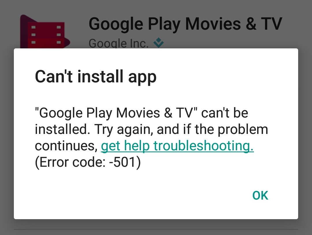 How to Fix Error 501 in Google Play Store?