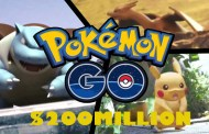 Pokemon GO crosses $200 Million in Worldwide Revenue in first month of its launch
