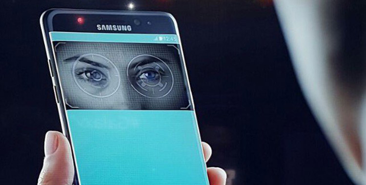 Iris scanner of Samsung Galaxy Note 7: Everything you need ...