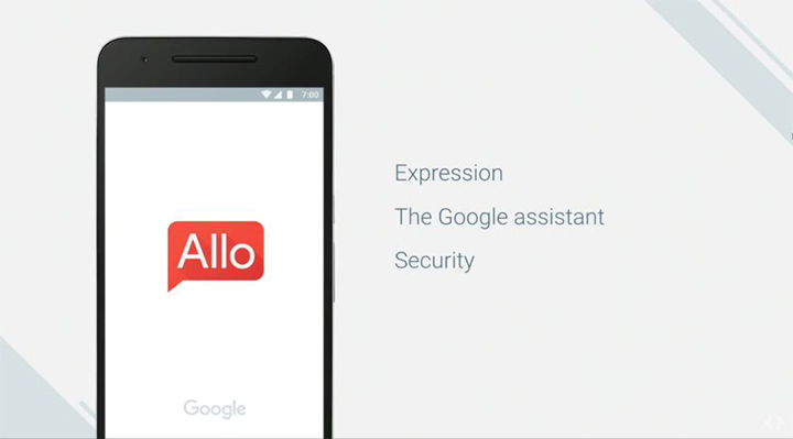 Android N Allo - Android Nougat features