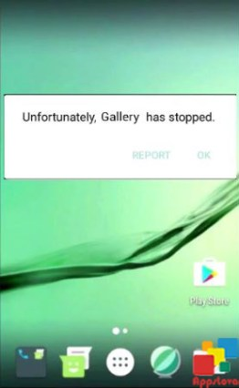 "Fix ""Unfortunately, Gallery has stopped"" Error in Android"