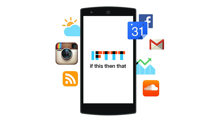Useful apps for android - ifttt