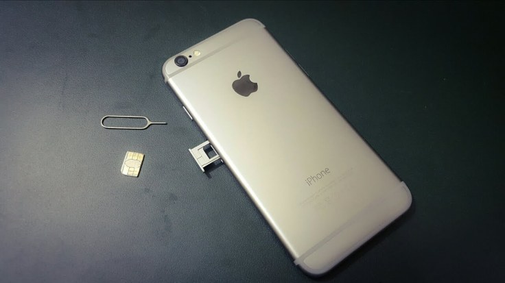 remove and insert sim card
