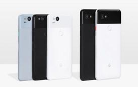 Google Pixel 2 and Pixel 2 XL released