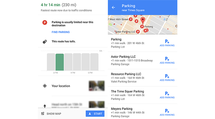 If you have spent a lot of time circling around streets trying to find a parking space, then check this app out. Here's how to find parking space using Google Maps.
