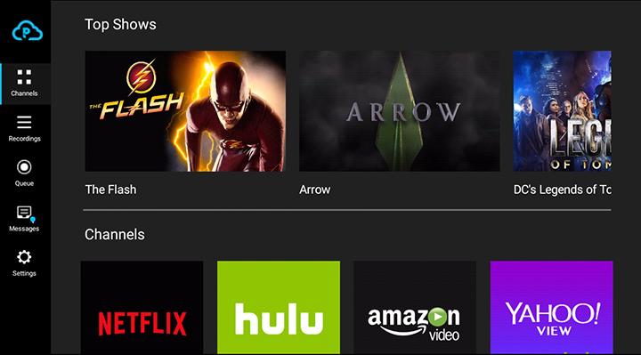 save shows to stream offline