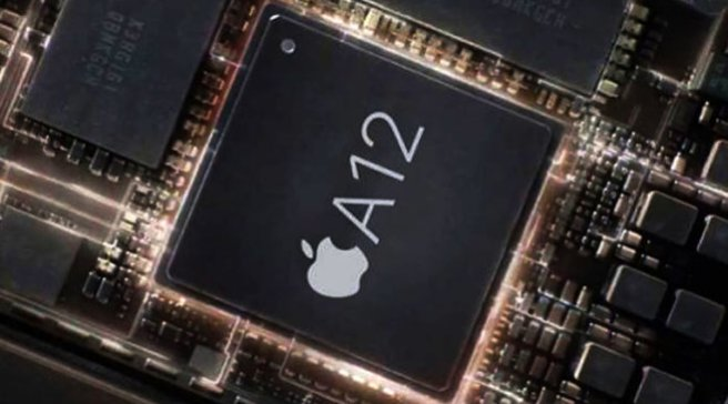 apple chipset a12