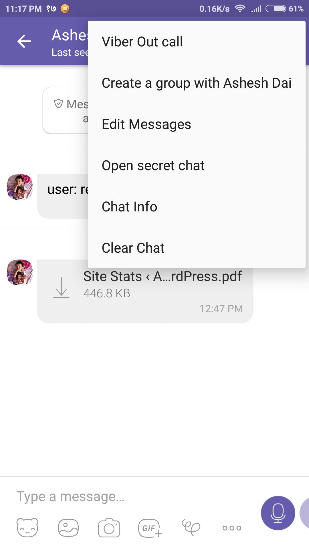 HOW TO USE SECRET CHAT FEATURE IN VIBER FROM YOUR SMARTPHONE?