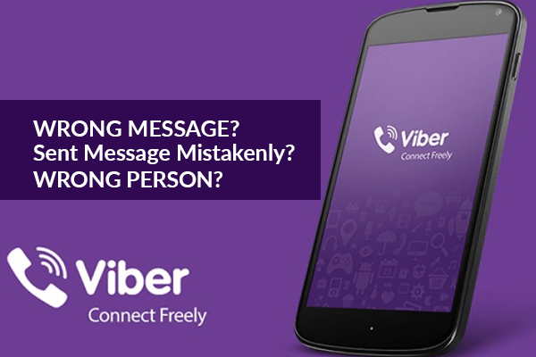 HOW TO DELETE SENT MESSAGE IN VIBER FROM YOUR SMARTPHONE?