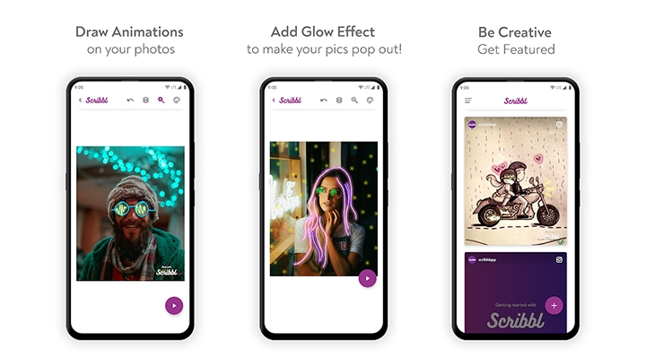 Add Animation To Your Photos