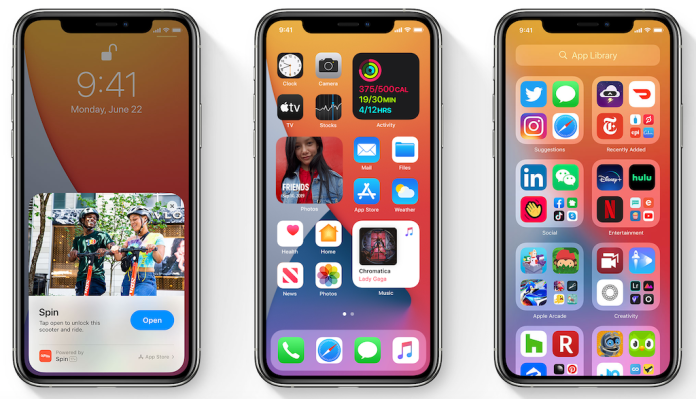 iOS 14 Features and Downloadable ios14 wallpapers for iPhone and iPad