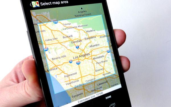 Google Maps Android- Discover New Routes with Google Maps Voice Navigation