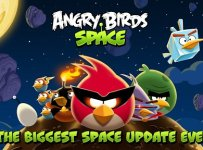 android Angry birds space