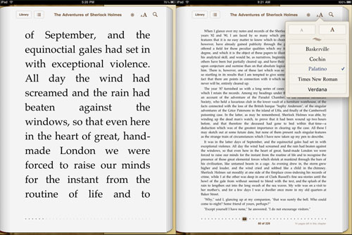 iBooks- Reading Experience Redefined with Apple iBooks