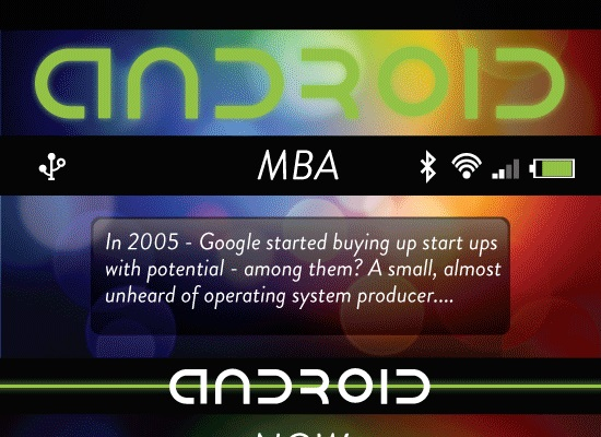 Infographic: Androids' Success Story till now