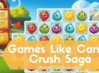 Awesome games like Candy crush saga