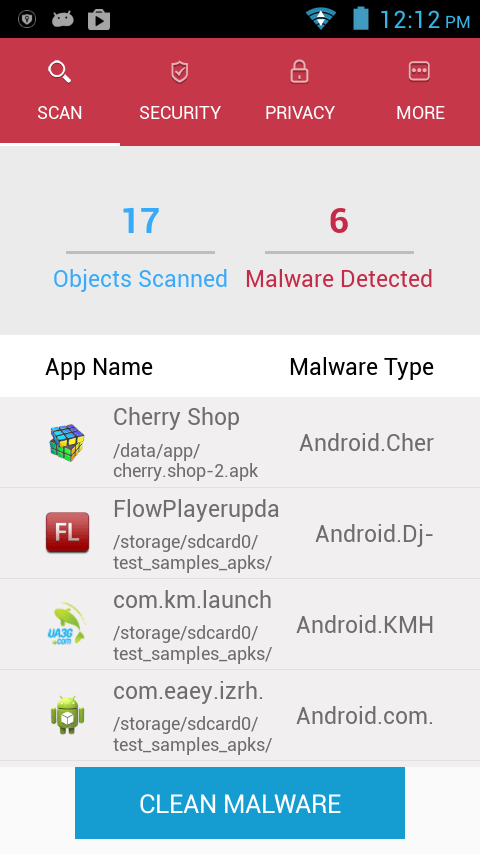 systweak anti-malware app review android