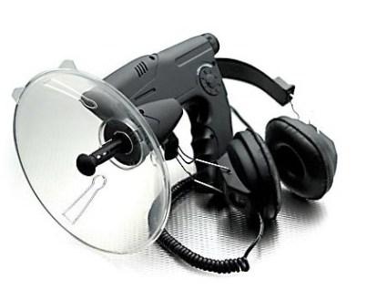 Micrófonos espias