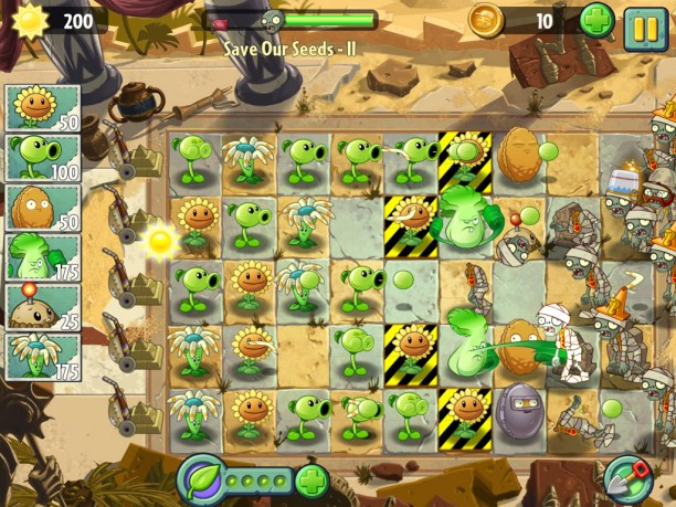 Download Plant Vs Zombies 2 for PC