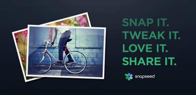 Download Snapseed Photography app on PC