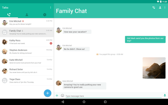Download Talkray APK for android