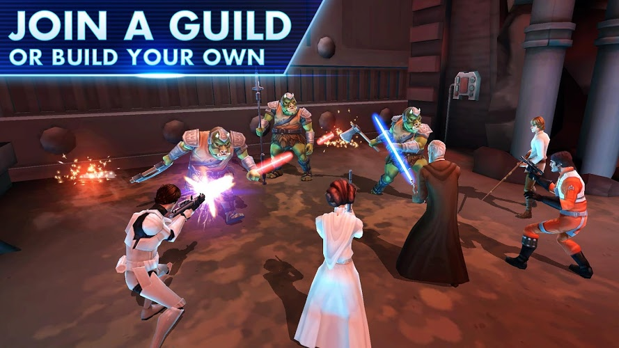 Star Wars™: Galaxy of Heroes for pc download