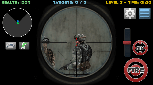 Sniper commando assassin 3d for pc