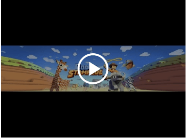 Rodeo Stampede game