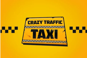 crazy traffic taxi for pc