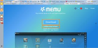 MEmu Emulator for Windows (7,8,10)/XP/Vista, Mac