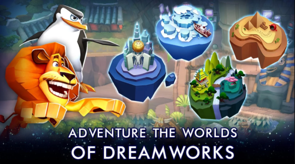 DreamWorks Universe of Legends For PC