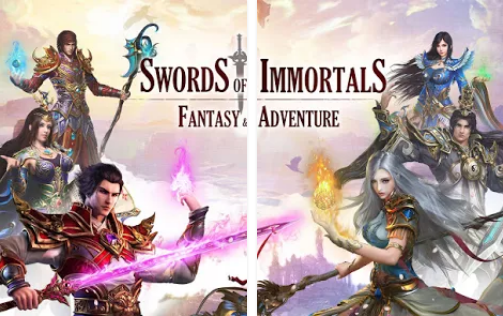 Swords of Immortalsfor PC, for Laptop, for Windows 7/8/10andMac.