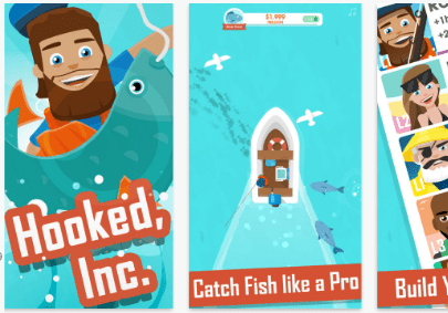 Hooked Inc: Fisher Tycoon 2017 for PC