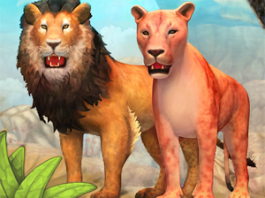 Lion Family Sim Online For PC