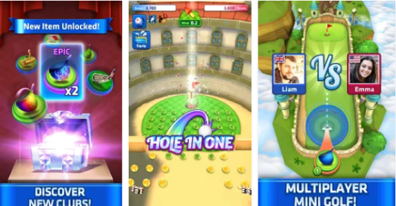 Download Mini Golf King Multiplayer Game For PC & Laptop ...