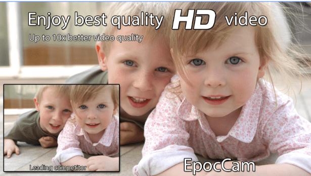 EpocCam for PC